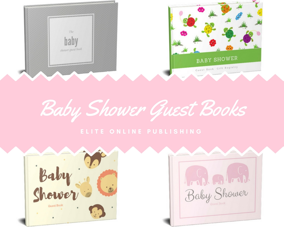 Baby Shower Guestbooks