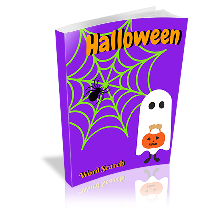 Get Spooky with our Halloween Word Search
