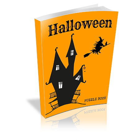 Halloween Puzzle Book – Your Perfect Spooky Companion