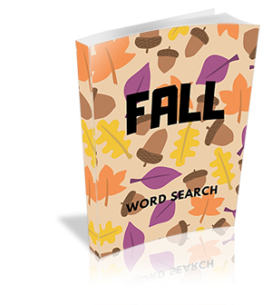 Celebrate the Season with Fall Word Search