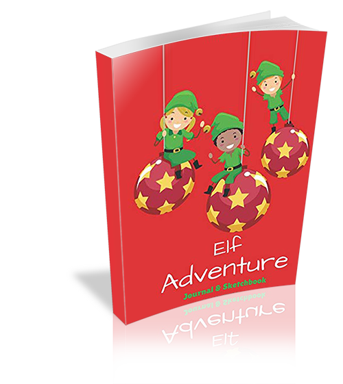 Enjoy The Season with our Elf Adventure Journal