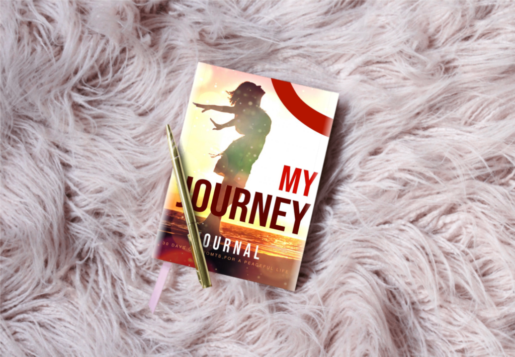 My Journey Journal: 30 Days of Prompts for a Peaceful Life