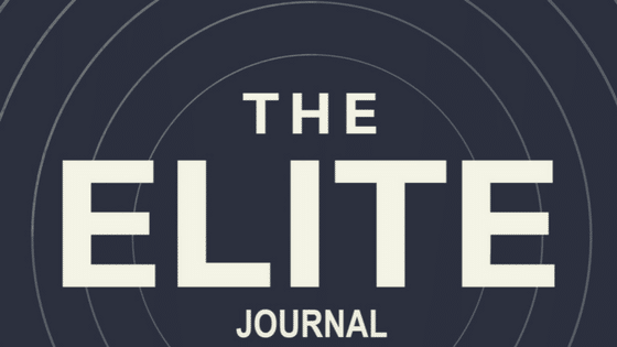The Elite Daily Journal: A Blank Journal or Diary Notebook to for your Elite Goals, Successes, and Memories