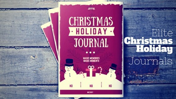 Christmas Holiday Journals