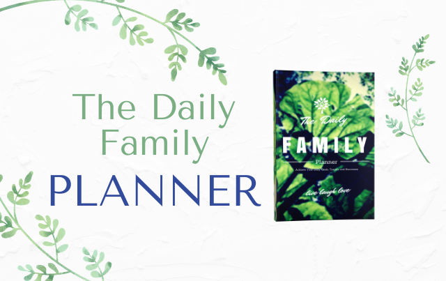 The Daily Family Planner